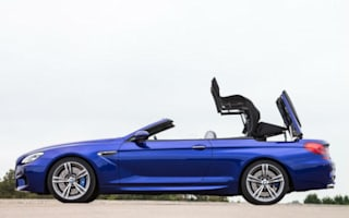 First drive: BMW M6 Convertible