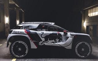Peugeot reveals 3008 DKR challenger
