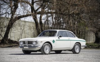 Classic Alfa Romeo sells for huge amount at auction