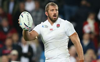 Robshaw would back new England captain