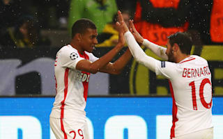 Mbappe, Silva and Lemar to stay at Monaco - Vasilyev
