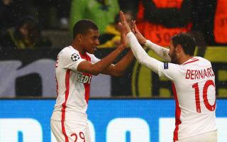 Mbappe, Silva and Lemar to stay at Monaco - Vasilyev