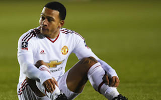 Depay: I haven't lived up to expectations at United