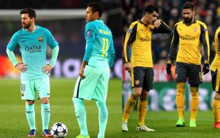 Top spot? No thanks - Champions League group winners struggle