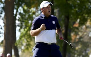 Reed beats McIlroy, US on track for Ryder Cup glory