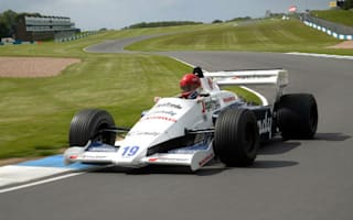 Ex-Senna F1 car up for sale in London