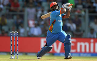 Shahzad disappointed not to face Steyn