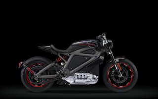 Harley Davidson reveals its first electric bike