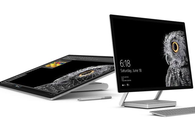Surface Studio es el iMac que todo amante de Windows quería tener