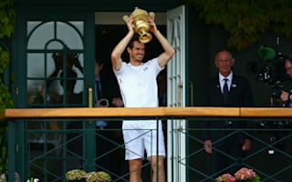 Wimbledon champion Murray hopes the best is yet to come