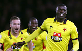 Mazzarri praises Niang-Deeney combination