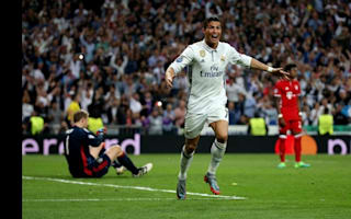 Isco: Bayern made Madrid suffer