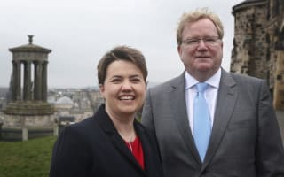 Jackson Carlaw hoping Scottish Tories can win 'between six and a dozen' seats
