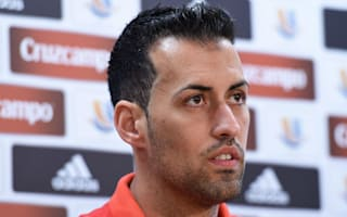 Busquets takes responsibility for Barca loss
