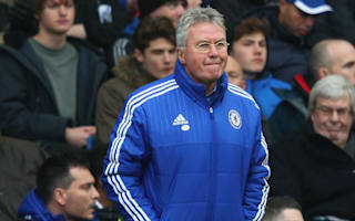 Departing Hiddink to maintain Chelsea link