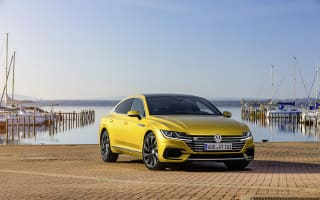 First drive: Volkswagen Arteon