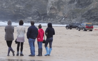 Three surfers die in Cornwall after getting caught in riptide