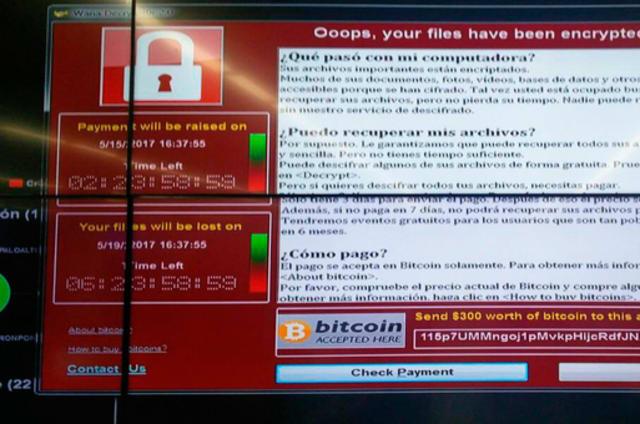 Atacan la red interna de Telefónica con ransomware