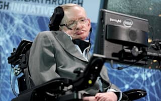 Prof Stephen Hawking saw the funny side of Ant and Dec joke