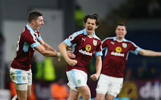 Burnley 1 Southampton 0: Barton scores winner on Premier League return