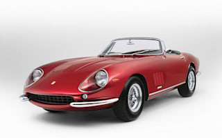Classic Ferrari set to make millions at auction in Monaco