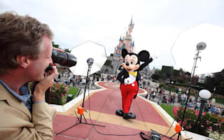 Royal wedding photographer lands Disneyland Paris job