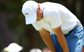 Returning Spieth laments late collapse