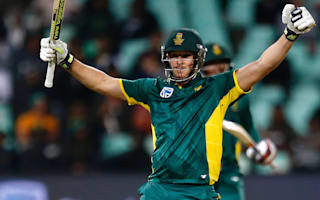 Du Plessis lauds 'ridiculous' Miller
