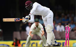 Brathwaite rues missed chance