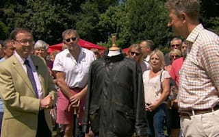 JFK's leather jacket revealed on Antiques Roadshow