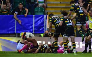 Tuala the hero as 14-man Saints claim Champions Cup berth