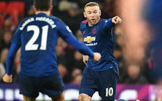 CSL? Rooney committed to United