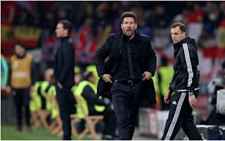 Simeone: Barcelona still the best team in the world