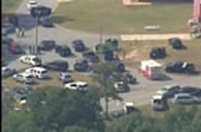 Media: possible shooting at elementary school