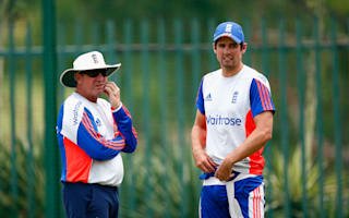Bayliss team talk inspired England - Cook