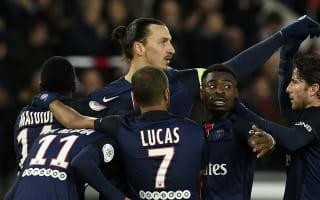 Ligue 1: PSG romp past Algers as title procession continues