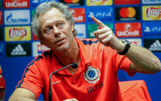 Preud'homme ready for 'special' clash with old enemy Porto