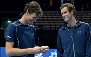 Andy Murray: Jamie beat me at most sports when we were young