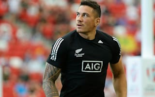 Sonny Bill Williams named in All Blacks squad for Rugby Championship