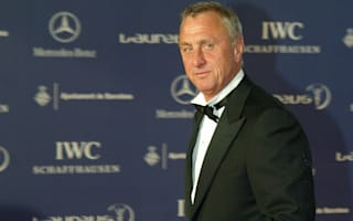 Jordi Cruyff hails Johan as an immortal of football
