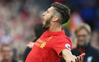 Klopp speaks out on new Lallana contract