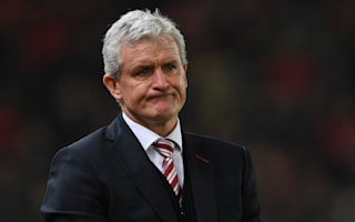 Hughes: Stoke made too many mistakes against Liverpool