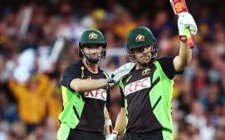 Klinger, Finch and Zampa restore some Aussie pride