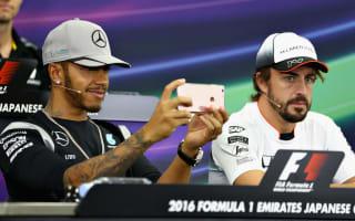 F1 Raceweek: Distracted Hamilton snaps at news conference