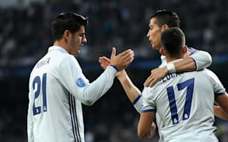 Real Madrid 2 Athletic Bilbao 1: Morata to the rescue