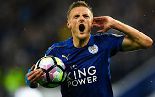 Shakespeare persuaded Vardy not to swap Leicester for Ibiza