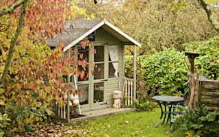 Shed sales boom as homeowners can't afford to move
