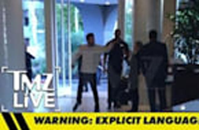 Brody Jenner FLIPS OUT on Video (TMZ Live)