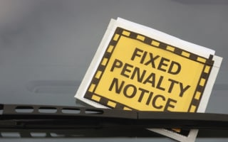 A quarter of all people who appeal a parking fine have it overturned