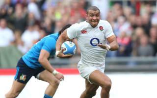 Joseph hat-trick seals comfortable England win